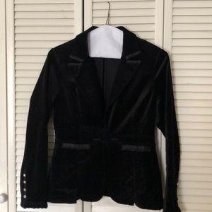 """Velvety"" amazing jacket-WhiteHouseBlackMarket"